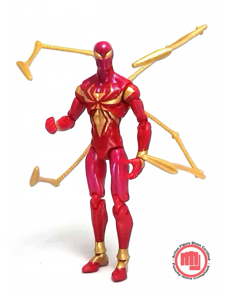 Iron Spider PHC