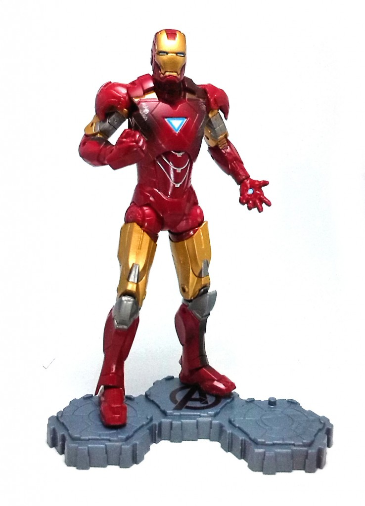 MS Iron Man MkVII