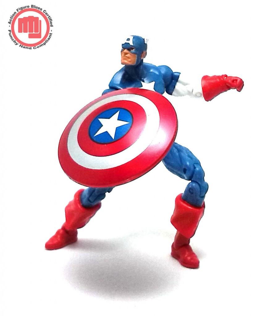 Classic Captain America PHC