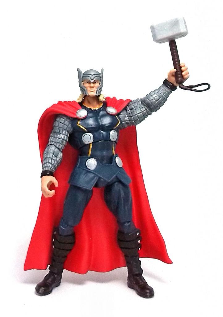 Thunder Axe Thor