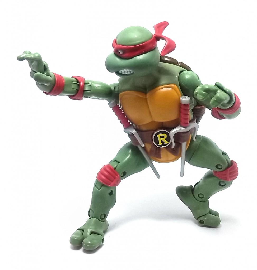 TMNT  Classics Raphael (2)