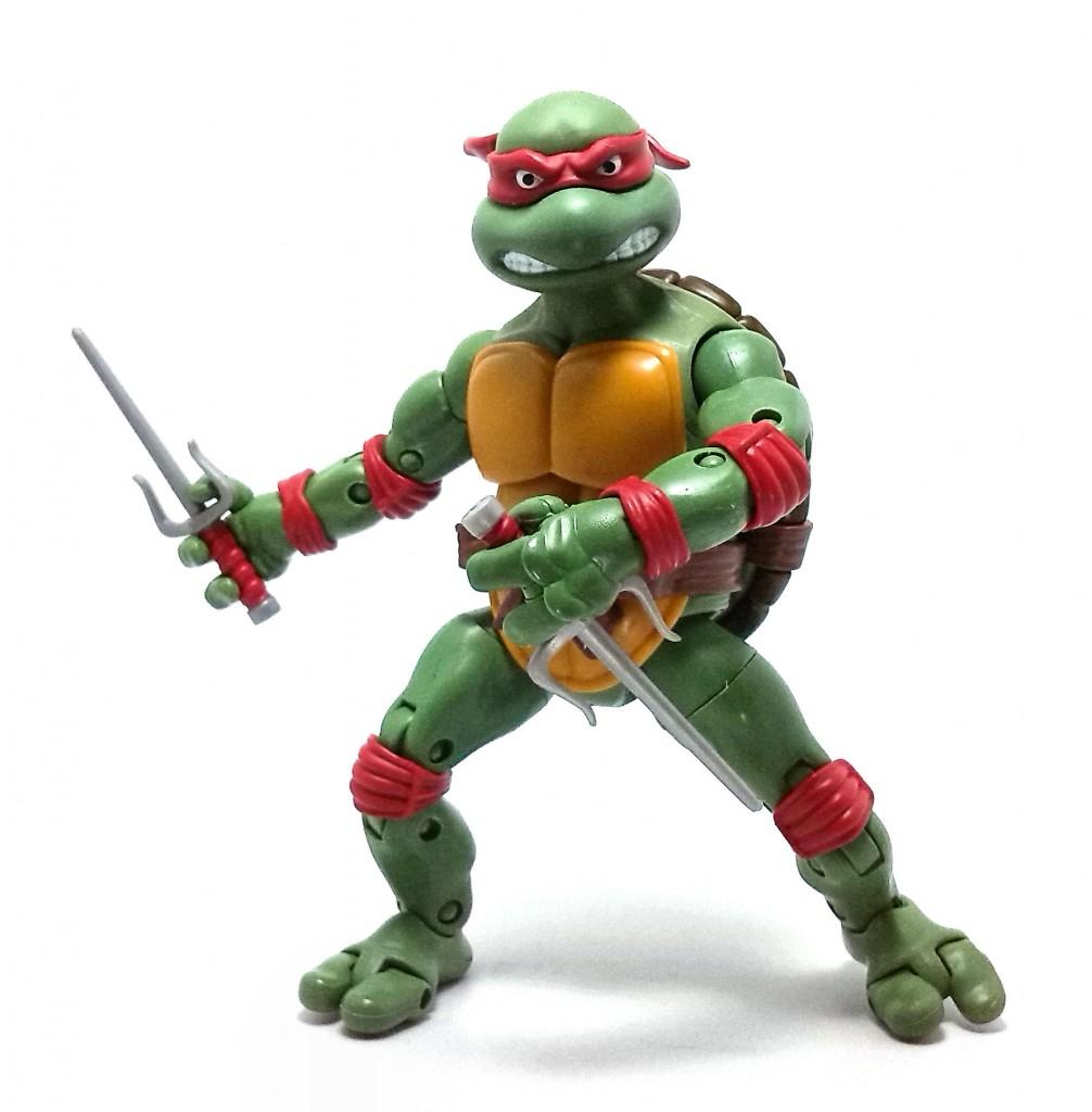 TMNT  Classics Raphael (3)