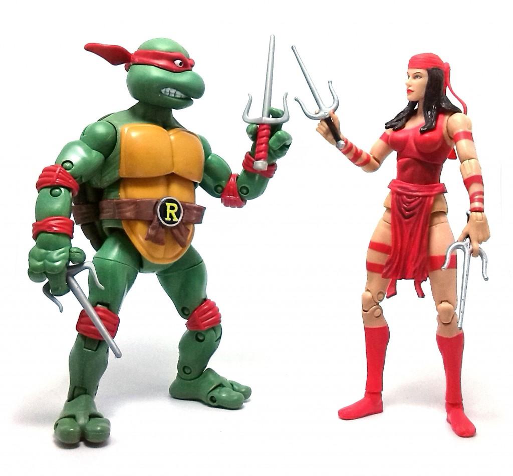 TMNT  Classics Raphael (4)