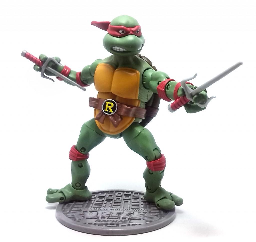 TMNT  Classics Raphael (7)
