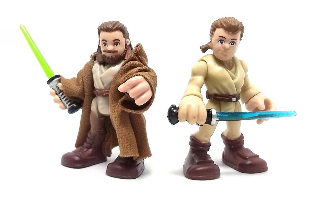 PS Qui-Gonn y Obi-Wan (2)