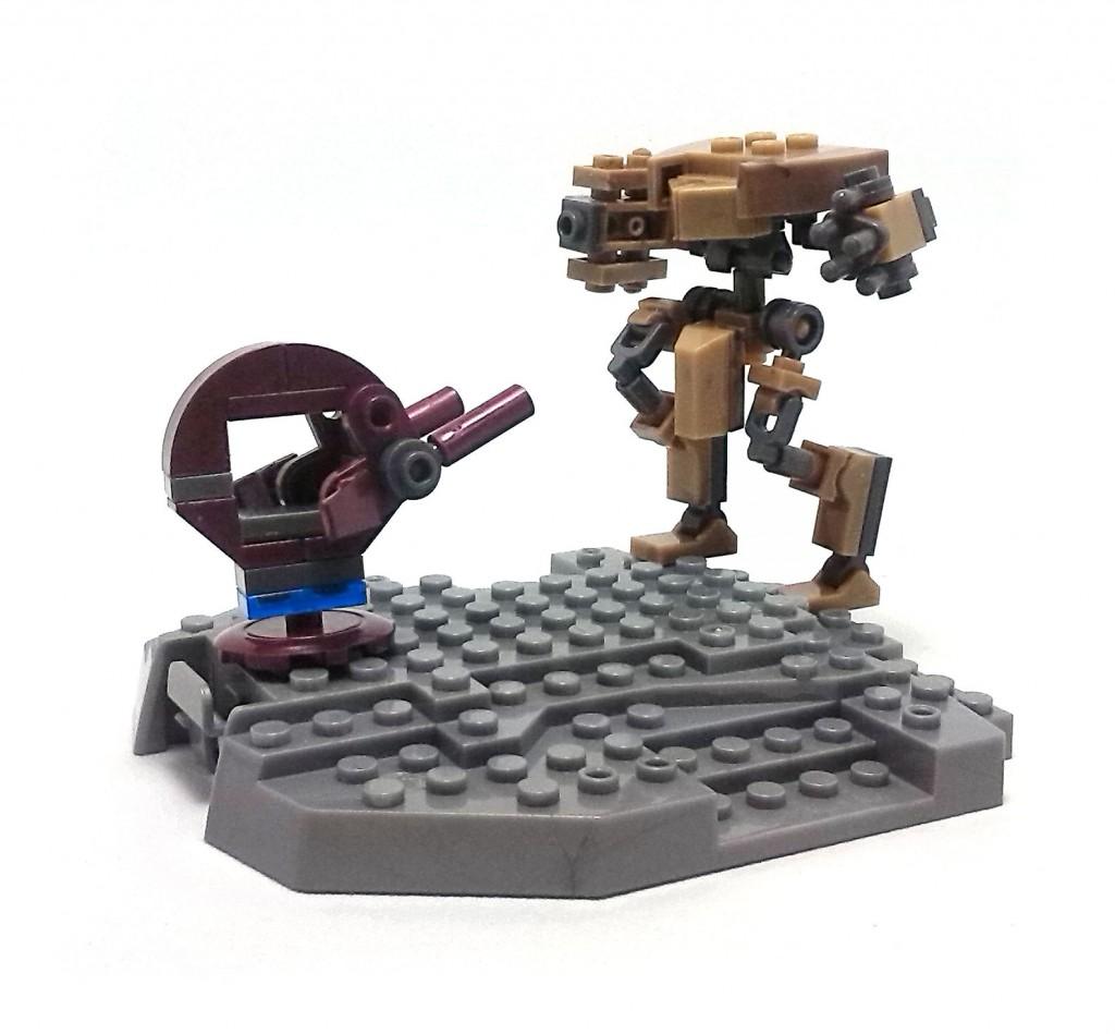 Micro Mantis Set (5)