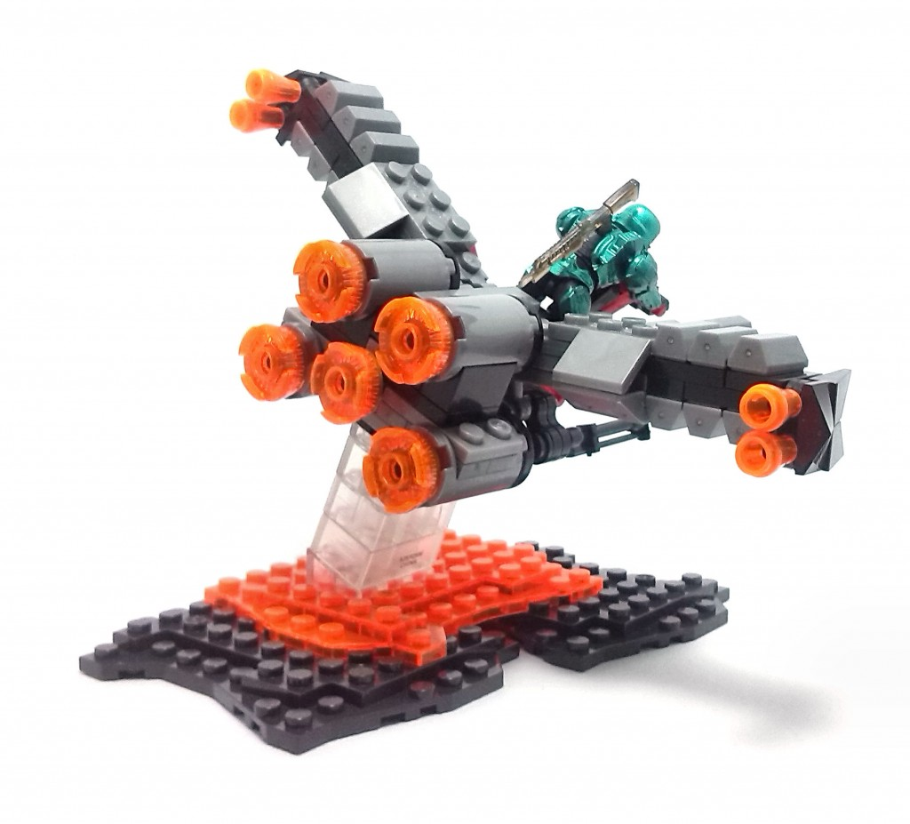 UNSC Booster Frame
