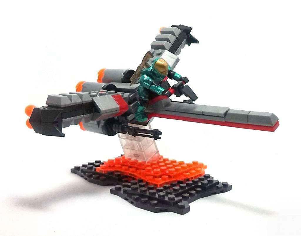 UNSC Booster Frame (5)