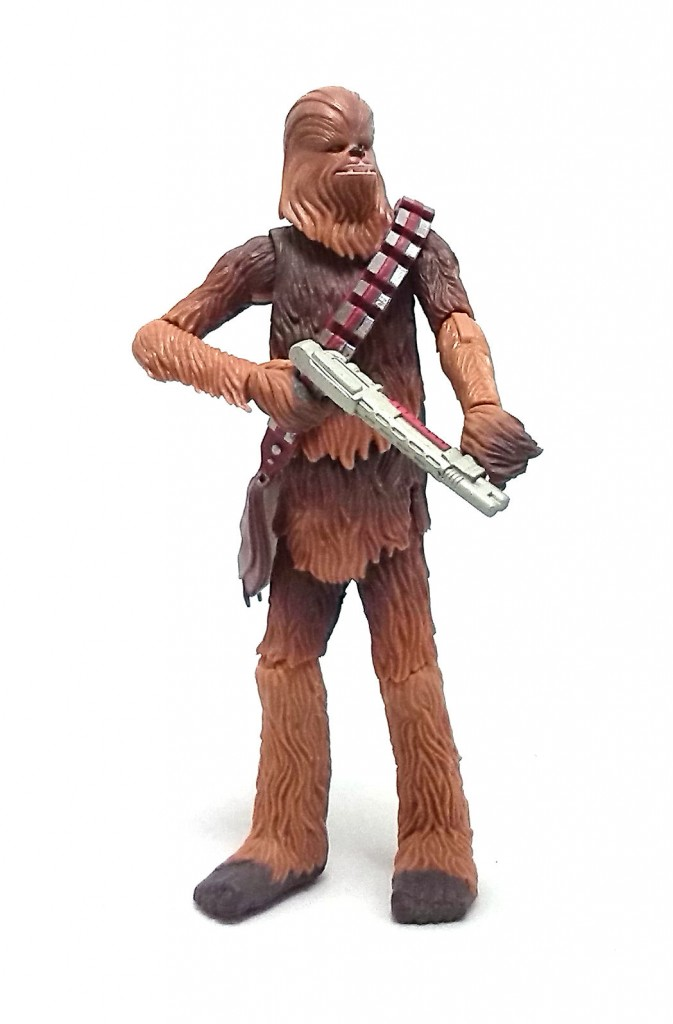 CW Chewbacca