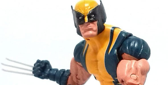 Astonishing Wolverine (Marvel Legends)