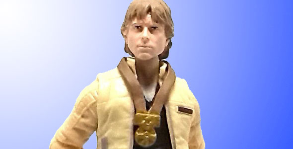 Luke Skywalker (Yavin Ceremony)