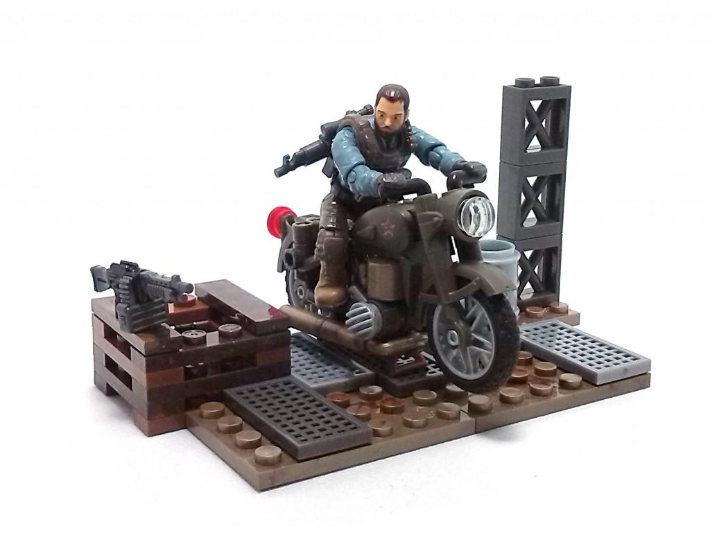 Motorbike Breakout