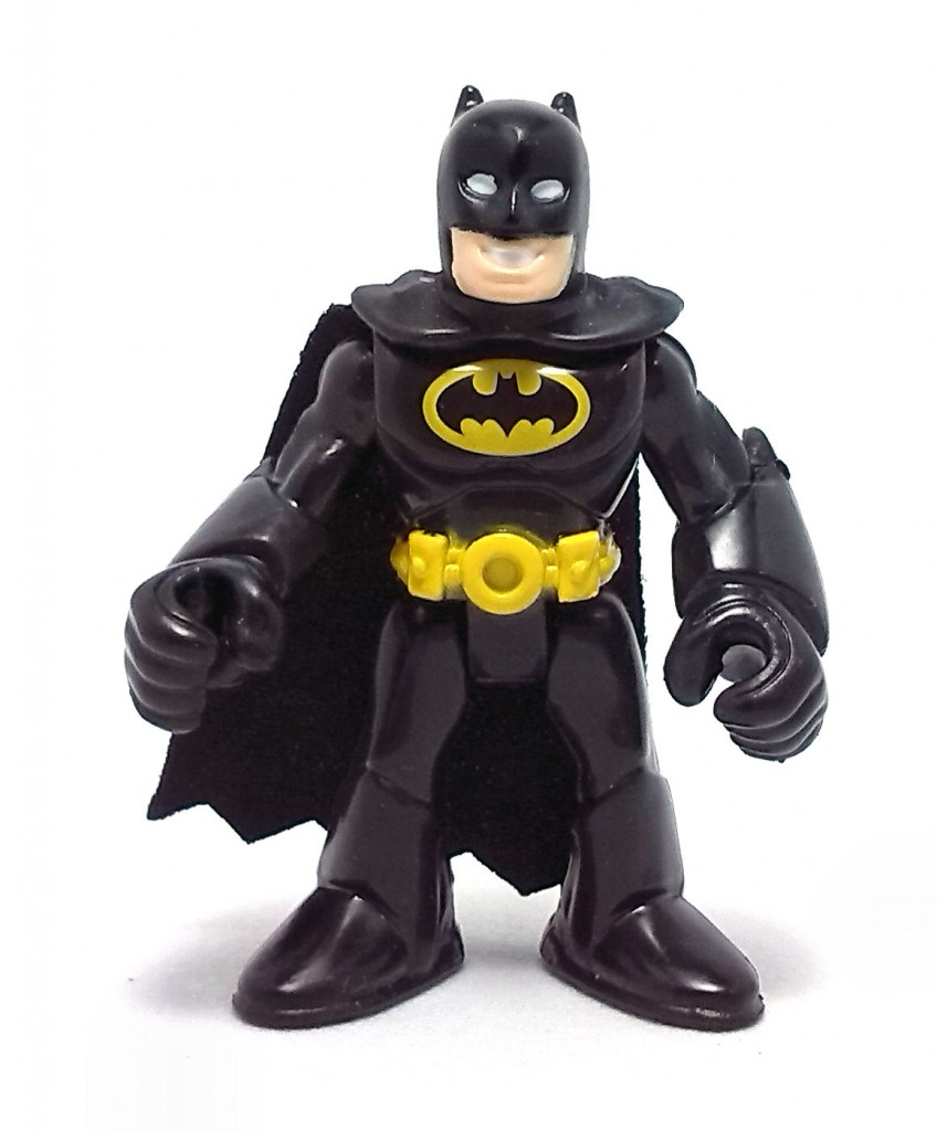 Batman y Sub Imaginext