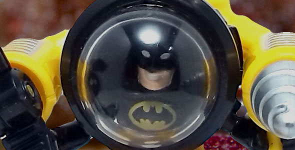 Batman w/Underwater Gear (Imaginext)