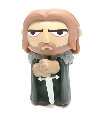 Funko, Game of Thrones, GoT, Mystery Mini, Ned Stark, Sean Bean, Winterfell