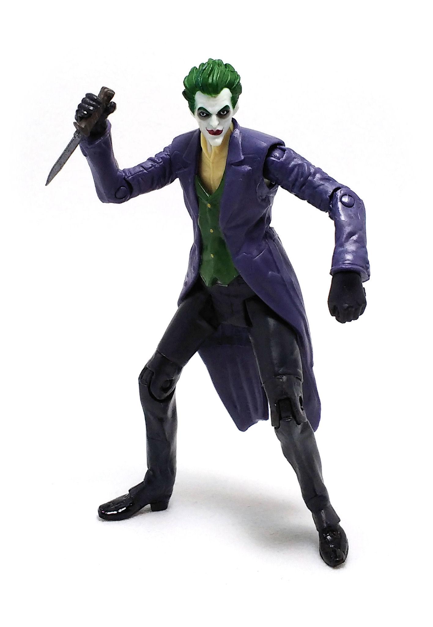 Joker (Arkham Origins)   TV and Film Toys