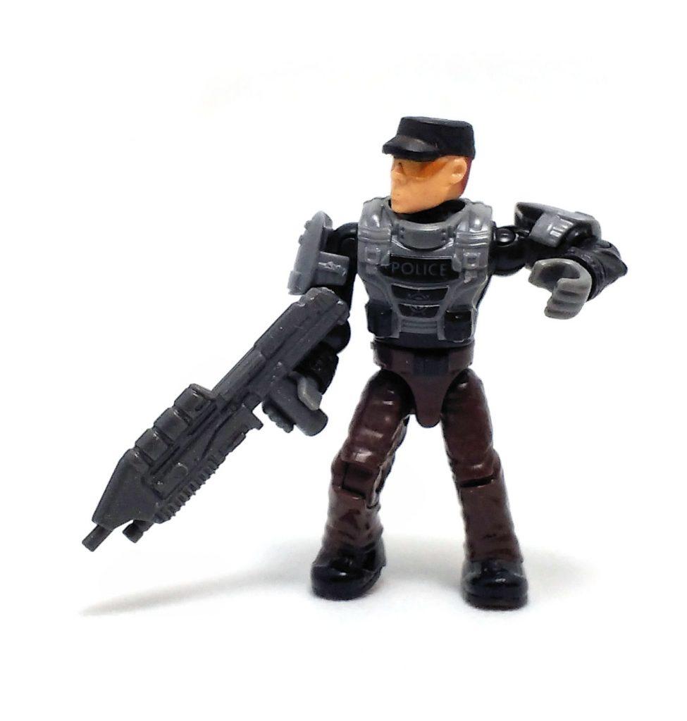 Police Cruiser Standoff (6)
