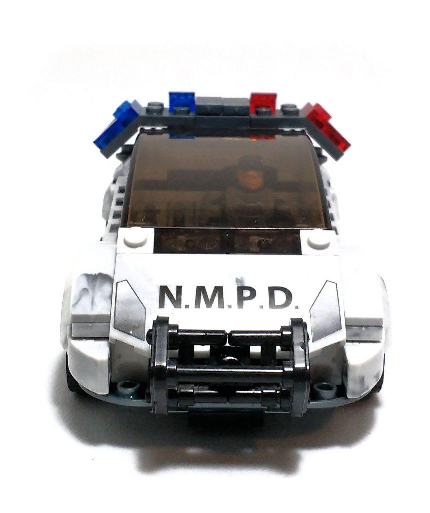 Police Cruiser Standoff (7)