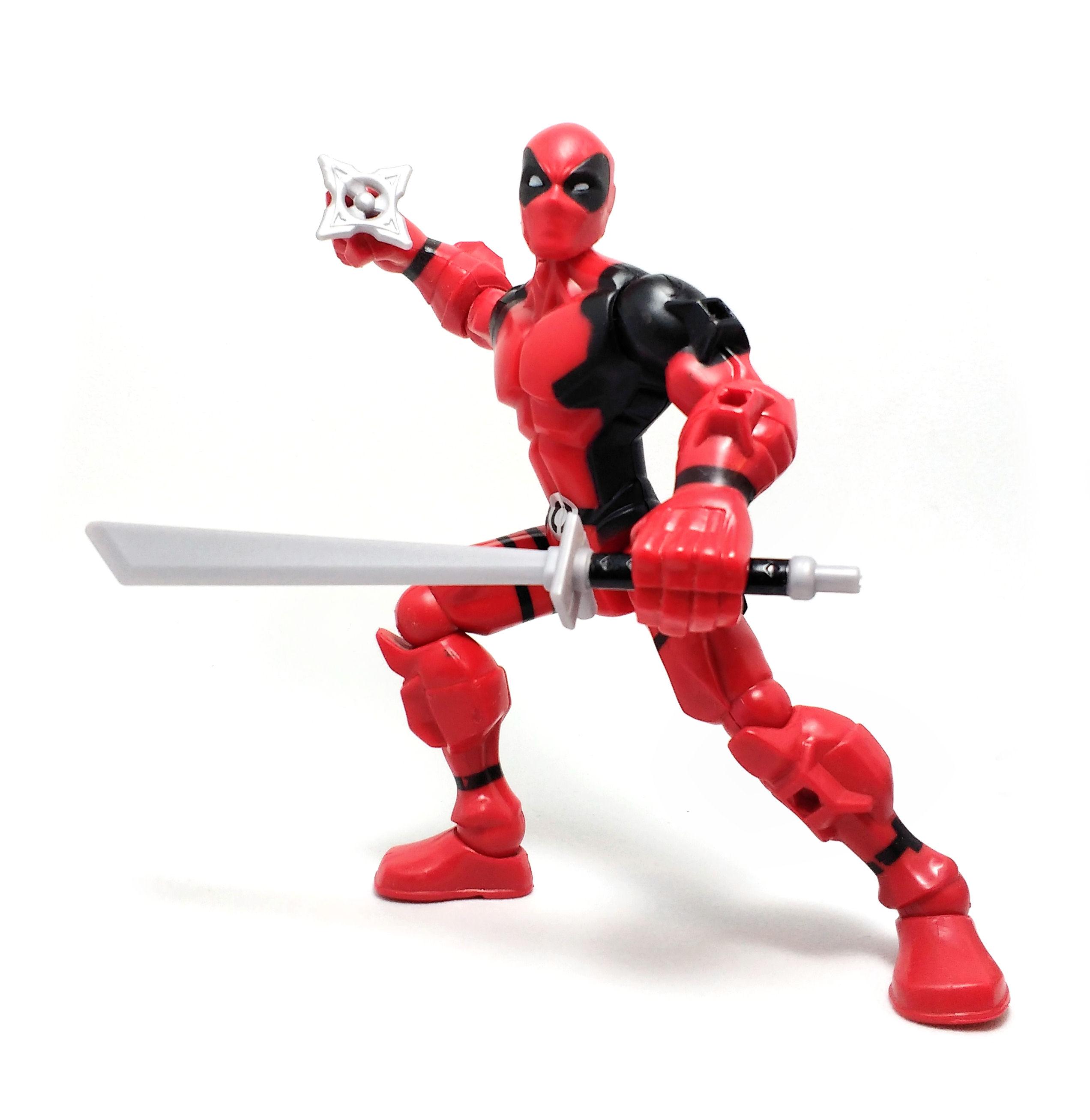 deadpool marvel super hero mashers tv and film toys. Black Bedroom Furniture Sets. Home Design Ideas