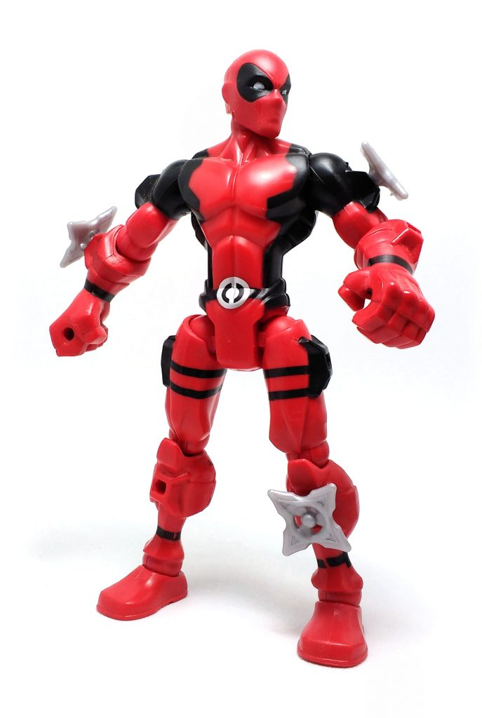 Deadpool Masher