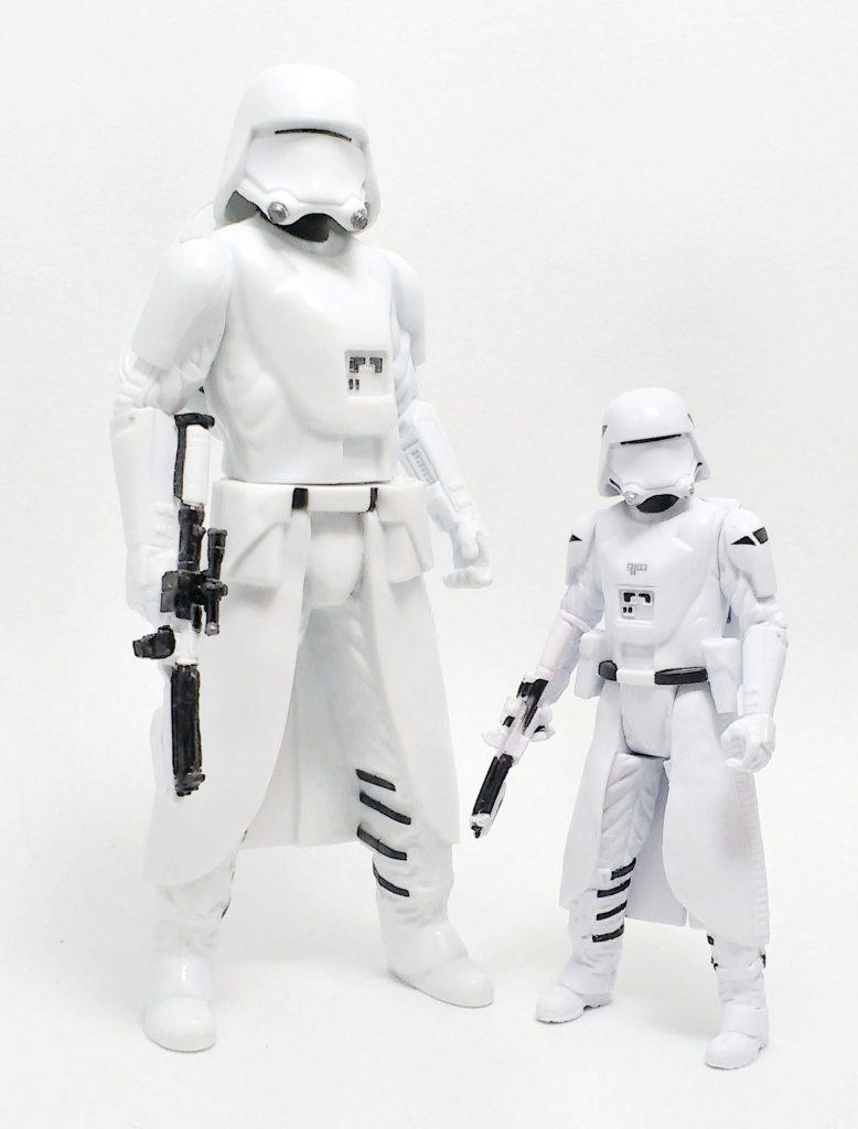 FO Snowtrooper VS