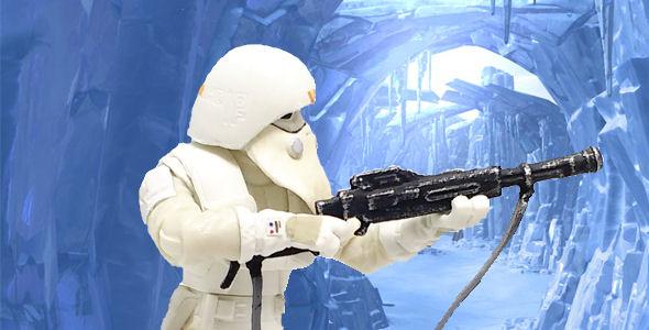 Snowtrooper (McQuarrie Concept)