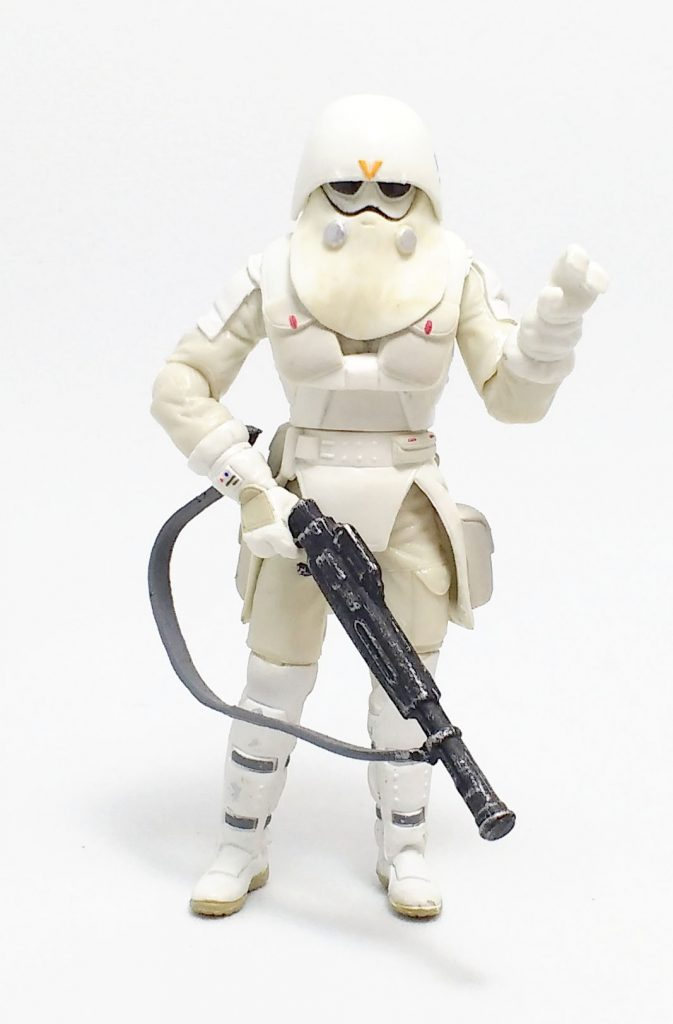 McQ Concept Snowtrooper