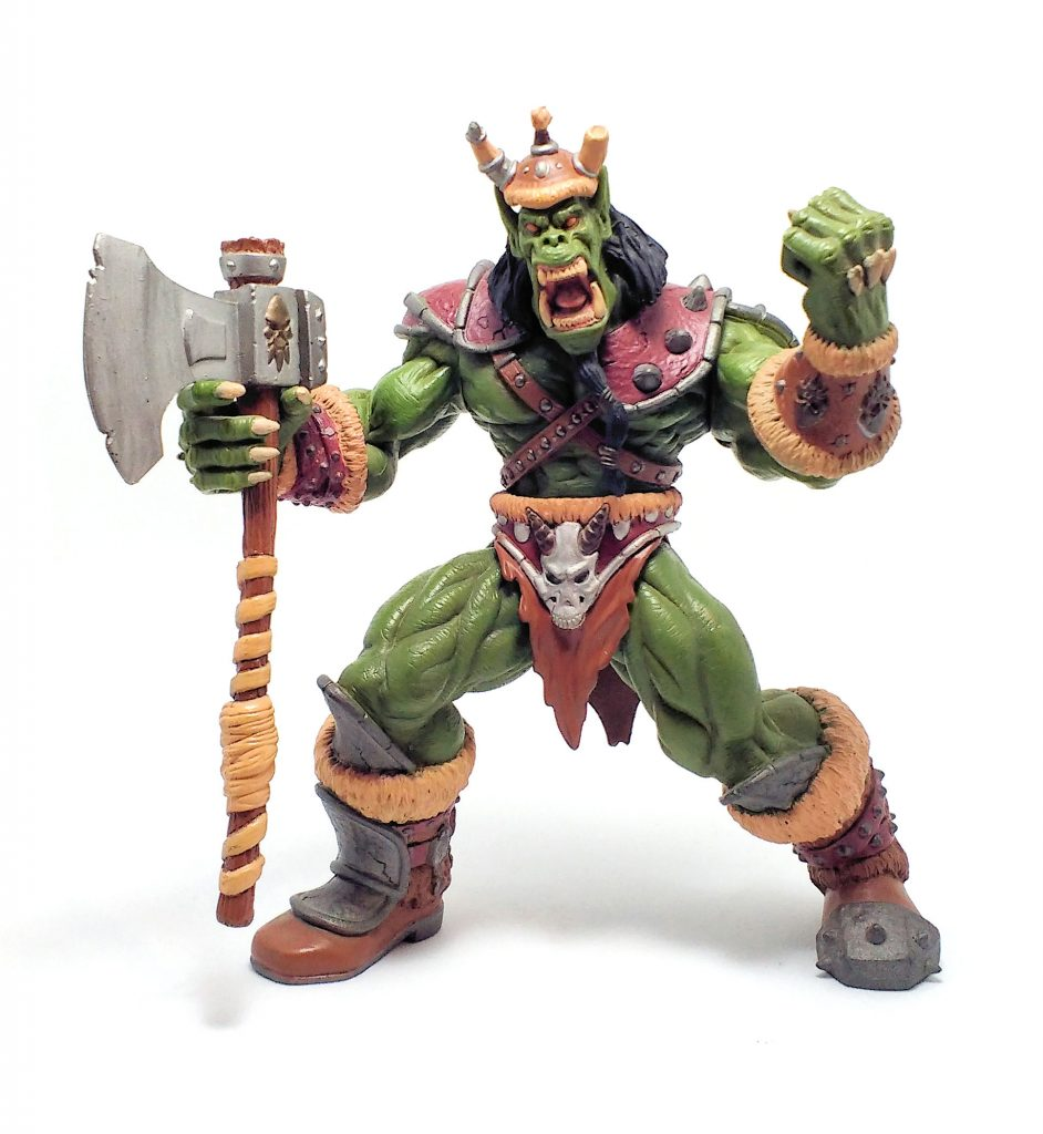 Warcraft Orc (4)