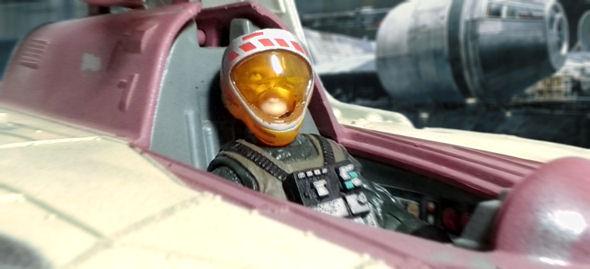 Tycho Celchu (A-Wing Pilot)