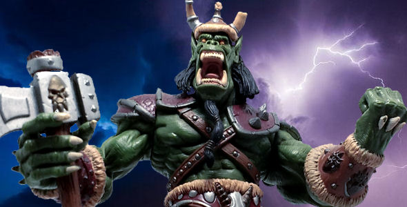 Orc Grunt (Warcraft)