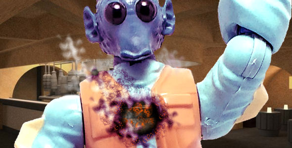 Greedo (Star Wars Mashers)