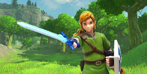 Link (World of Nintendo)