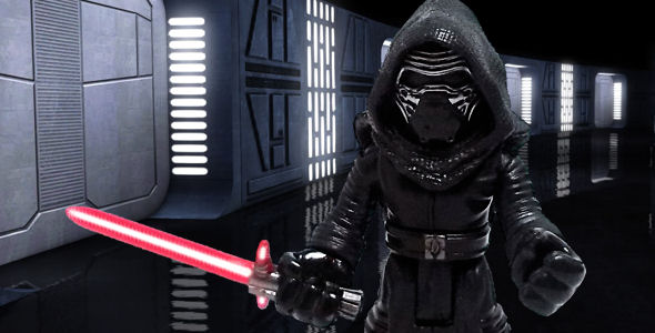 Kylo Ren (Jedi Force)