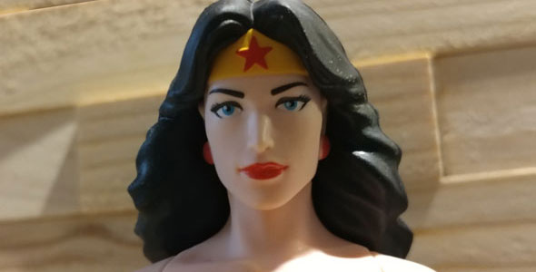 Kotobukiya ArtFX Super Powers Wonder Woman